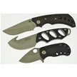 CCN-46735 PERFORMANCE PRO (3PCS) [Assorted • Fixed Blades & Hunters]