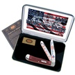 CCN-46838 CASE 200TH ANNV TRAPPER (1PC) [Case • Collectors' Items • Patriotic]