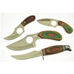 CCN-47001 FROSTWOOD SELECT  (4PCS) [Assorted • Fixed Blades & Hunters]