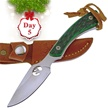 CCN-47385 JIM'S 12 DAYS OF CHRISTMAS (1PC) [Whitetail Cutlery • Fixed Blades & Hunters • Skinning Knives]