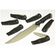 CCN-47507 DELTA RUSH  (7PCS) [Frost Cutlery • Fixed Blades & Hunters]