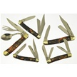 CCN-47896 MOUNTAIN PACK MOLLASSES (5PCS) [Assorted • Pocket Knives]