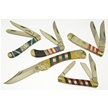 CCN-47947 CUSTOM INLAY COLLECTION (5PCS) [Assorted • Pocket Knives]