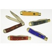 CCN-47950 BRANDED TRAPPERS  (5PCS) [Assorted • Pocket Knives]