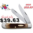 CCN-48025 CASE EARLY BIRD SPECIAL (1PC) [Case • Pocket Knives • Premium Knives]