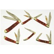 CCN-48164 FROST FAMILY TRADITIONS  (6PCS) [Frost Family • Pocket Knives]