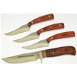 CCN-48261 BLACKHILLS STEEL RIVER (4PCS) [Assorted • Fixed Blades & Hunters • Bowies]