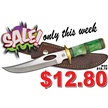CCN-48357 TODAY'S SPECIAL (1PC) [Chipaway Cutlery • Fixed Blades & Hunters • Bowies]