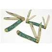 CCN-48366 ABALONE EXPRESS  (3PCS) [Bear N Bull • Pocket Knives]