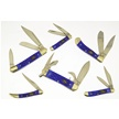 CCN-48437 BLACKHILLS BLUES  (6PCS) [Blackhills Steel • Pocket Knives]