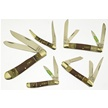 CCN-48925 LUCKY (5PCS) [Uncle Lucky • Pocket Knives]