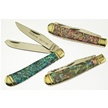 CCN-49231 BEAR & BULL TRAPPER TRIO (3PCS) [Bear N Bull • Pocket Knives • Premium Knives]
