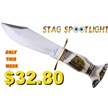 CCN-49357 STAG SPOTLIGHT (1PC) [Voss Cutlery • Pocket Knives]