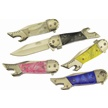 CCN-49698 FANCY DANCY  (5PCS) [Buckshot • Pocket Knives • Speed Safe]