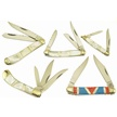 CCN-49786 PEARL SATISFACTION (5PCS) [Assorted • Pocket Knives • Premium Knives]