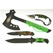 CCN-49927 BIO REINFORCEMENTS (4PCS) [Assorted • Fixed Blades & Hunters]