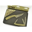 CCN-50366 OLD TIMER LMTD GIFT SET (2PCS) [Schrade • Collectors' Items]