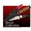 CCN-50743 JUNGLE FEVER (5PCS) [Frost Cutlery • Fixed Blades & Hunters • Bowies]