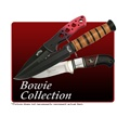 CCN-50971 THREE BRAVES (4PC) [Whitetail Cutlery • Fixed Blades & Hunters]