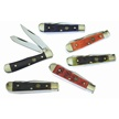 CCN-51235 H&R TINY TRAPPER COLL. (6PCS) [Hen & Rooster • Pocket Knives • Premium Knives]