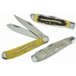 CCN-51340 WEEKLY SPECIAL (3PCS) [Frost Cutlery • Pocket Knives • Wild West]