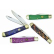 CCN-51359 TRAPPER MIX (4PCS) [Steel Warrior • Pocket Knives]