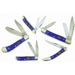 CCN-51372 BLACKHILLS BLUES (5PCS) [Blackhills Steel • Pocket Knives]