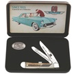 CCN-51493 CASE 60TH ANNV THUNDERBIRD (1PC) [Case • Pocket Knives • Licensed Properties]
