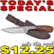CCN-51547 TODAY'S SPECIAL (1PC) [Valley Forge • Fixed Blades & Hunters • Bowies]
