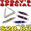 CCN-52447 TODAY'S SPECIAL (5PCS) [Frost Cutlery • Pocket Knives]