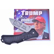 CCN-52974 TRUMP FOR PRESIDENT (1PC) [Frost Cutlery • Tacticals]