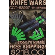 CCN-53297 KNIFE WARS(171PCS) [Assorted • Dealer Assortments]