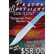 CCN-53747 PRATER SPOTLIGHT (1PC) [Michael Prater • Fixed Blades & Hunters]