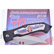 CCN-54036 TRUMP FOR PRESIDENT 2016 (1PC) [Frost Cutlery • Tacticals]