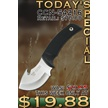 CCN-54216 TODAY'S SPECIAL (1PC) [Hen & Rooster • Fixed Blades & Hunters • Hunting Knives]