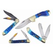 CCN-54230 WARRIOR'S BLUES (4PCS) [Steel Warrior • Pocket Knives]