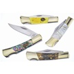 CCN-54231 SCHOOL OF BARRACUDAS (4PCS) [Steel Warrior • Pocket Knives]