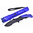 CCN-54425 ZAP LIGHT COMBO BLUE (2PCS) [Frost Cutlery • Tacticals]