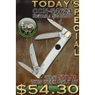 CCN-54623 TODAY'S SPECIAL (1PC) [Hen & Rooster • Pocket Knives • Premium Knives]