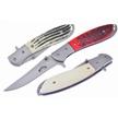 CCN-54706 SKIP JACK TRIO (3PCS) [Frost Cutlery • Tacticals & Folders]