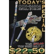CCN-54804 TODAY'S SPECIAL (1PC) [Miscellaneous • Swords, Canes & Armor]