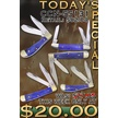 CCN-55131 TODAY'S SPECIAL (5PC) [Valley Forge • Pocket Knives]