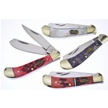 CCN-55154 SADDLEHORN ROUND UP (5PC) [Steel Warrior • Pocket Knives]