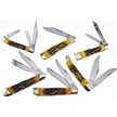 CCN-55187 CALIBER CUTLERY COLLECTION (6PCS [Caliber • Pocket Knives]