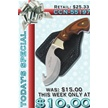 CCN-55197 TODAY'S SPECIAL (1PC) [Frost Cutlery • Fixed Blades & Hunters • Hunting Knives]