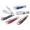 CCN-55408 SADDLEHORN FIVE PACK (5PCS) [Steel Warrior • Pocket Knives]