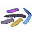 CCN-55430 TIGER AGGRESSOR (5PC) [Tiger USA • Pocket Knives]
