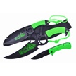 CCN-55446 BIO RESPONSE TEAM (3PC) [Assorted • Fixed Blades & Hunters]