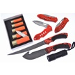CCN-55504 SPORTSMAN COMBO (7PCS) [Assorted • Fixed Blades & Hunters]
