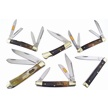 CCN-55606 OX HORN OVERLOAD (6PCS) [Steel Warrior • Pocket Knives]